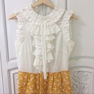 Girls from Savoy dress
